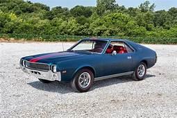 1968 AMC AMX  Fast Lane Classic Cars