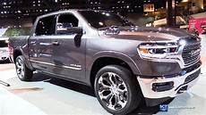 2019 dodge ram 1500 limited exterior and interior