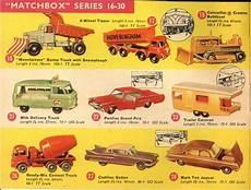 Matchbox Lesney 1965 Catalog Regular Wheels 1 75 Series