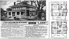 1900 sears house plans american foursquare house sears plan 1900 american