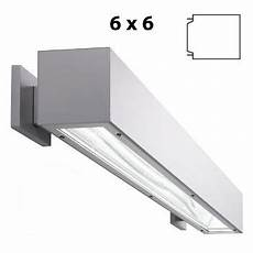 prudential lighting p61 led linear 6 inch 6 inch location wall surface light