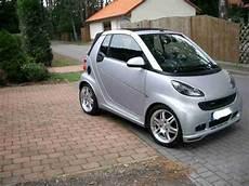 smart brabus cabrio exclusive 451 matt silber grosse
