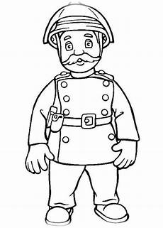 Ausmalbilder Feuerwehrmann Sam Elvis Fireman Sam Coloring Pages Coloring Pages