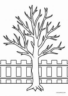 free printable tree coloring pages for cool2bkids