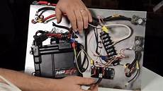 holley efi wiring do s and don ts youtube