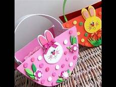 How To Diy Easter Basket Crafts For Tutorial