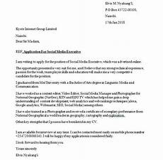 sle cover letter and how to write a job application cover letters kenyayote