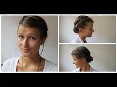 Frisur Mit Haarband - haartutorial eingedrehte frisur mit haarband