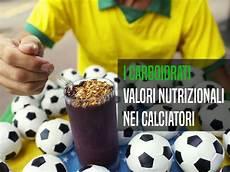 alimentazione calciatori l importanza dei carboidrati nella prestazione