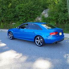 sell used 2011 audi s4 supercharged low miles sprint blue in wharton new jersey united states