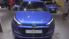 Hyundai I20 1 0 T Gdi Go Plus 2018 Exterior And