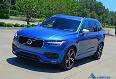 2016 volvo xc90 t6 awd r design review test drive