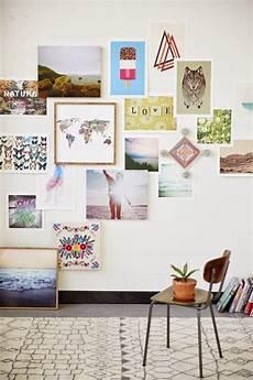 Wandgestaltung Mit Bildern - wandgestaltung mit bildern im wohnzimmer 25 ideen
