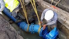 d 233 voiement et r 233 paration de canalisation d eaux potables