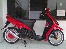 Modifikasi Mio 2007 by The Maticer S Mio 2007 New Modif