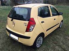 rentnerauto hyundai i10 edition plus one bj angebote