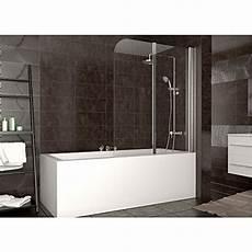 Duschtrennwand Badewanne Glas - duschabtrennung badewanne duschwand badewannenfaltwand