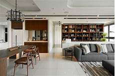 taiwanese apartment with simple layout and punchy contemporary taiwan apartment showing luxury and