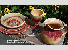Spanish Style Dinnerware & Spanish Style Dinnerware Style