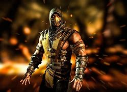 Image result for MKX Scorpion Wallpaper