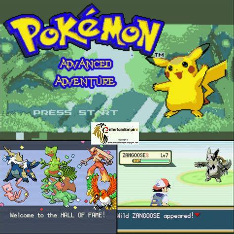 Best Pokemon Gba Roms