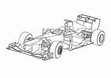 Ausmalbilder Rennwagen Formel 1 Formel 1 Malvorlagen Kostenlos Ausmalbilder