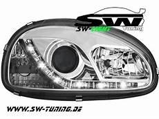 sw light headlights opel corsa b 3 5d 03 93 01 daytime