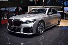 2020 Bmw 760li by Geneva 2019 Bmw M760li Facelift In Individual Frozen