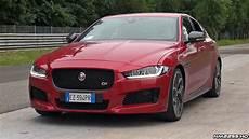 jaguar xe s 2015 jaguar xe s amazing exhaust sound start revs accelerations more