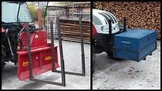 koffer für anhängerkupplung transportgestell f 252 r brennholz u anbaurahmen f 252 r
