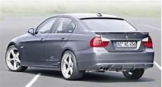 ac schnitzer sports rear muffler bmw e90 3 series sedan