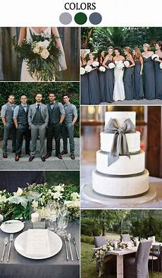 grey and green wedding inspiration from lucky in love wedding blog grey wedding theme wedding