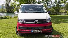 vw t6 california and white