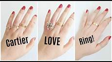 why the cartier love ring is a great investment price