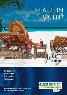 Urlaub In Sicht By Gruber Touristik Gmbh Issuu
