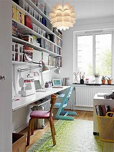 50 most popular small craft and sewing room design ideas