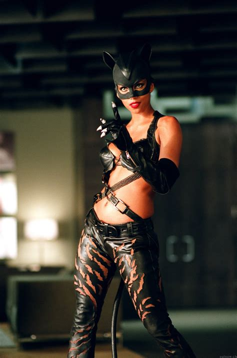 Halle Berry Sexy Catwoman