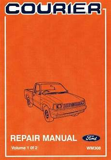 automobile air conditioning repair 1987 ford courier on board diagnostic system ford courier 1985 1986 factory repair manual ford australia