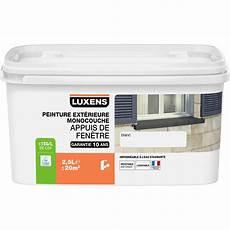 Peinture Appui De Fen 234 Tre Luxens Blanc 2 5 L Leroy Merlin