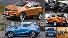 Opel Mokka X 2017 Pictures Information Specs