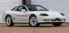 1991 96 dodge stealth consumer guide auto 1991 dodge stealth indy 500 pace car the official car of regularcarreviews