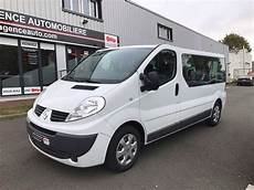 Renault Trafic Passenger 2 0 Dci 90 Expression L1h1 9