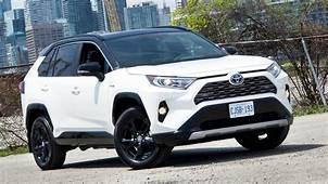 Review 2019 Toyota RAV4 Hybrid XSE – WHEELSca