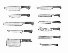 kinds of kitchen knives understand the types of kitchen knives and what to look for