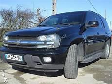 Voiture 4x4 Suv Occasion Chevrolet Nc Trailblaze Essence