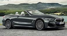 bmw drops the top the all new 8 series convertible carscoops