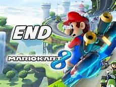 mario kart 8 gameplay walkthrough part 8 ending special