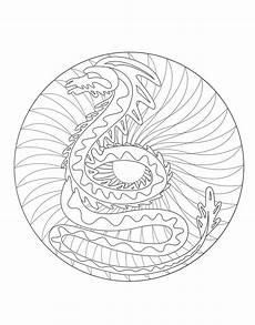 mandala 2 m alas coloring pages