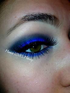 makeup royal blue with mac s quot atlantic
