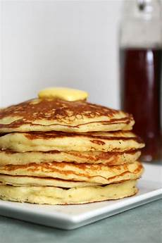 easy buttermilk pancake recipe popsugar food